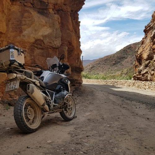 טיול אופנועים בדרום אפרריקה