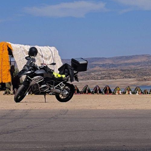 טיול אופנועים במרוקו