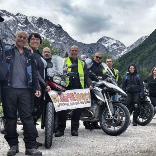 טיול אופנועים בקרואטיה סלובניה