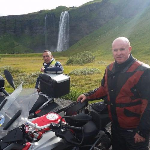 טיול אופנועים באיסלנד