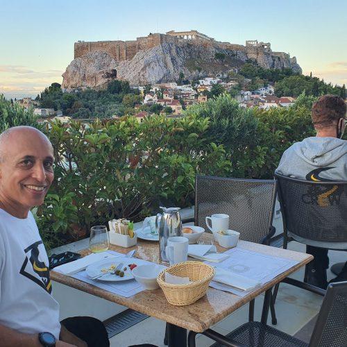Peloponnese Day 1