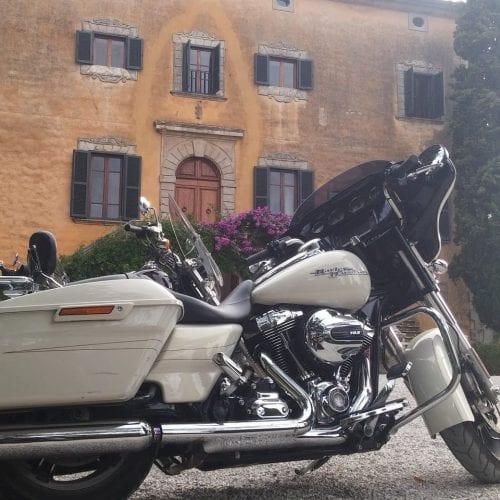 טיול אופנועים לאיטליה