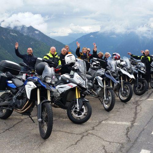 טיול אופנועים בצפון איטליה