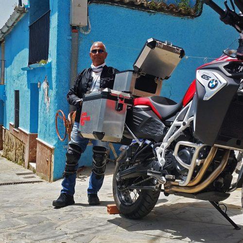 טיול אופנועים באנדלוסיה
