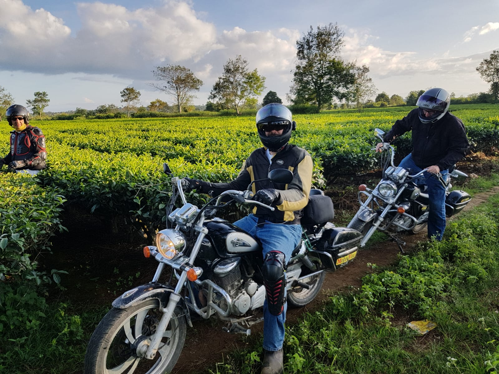 טיול אופנועים בויאטנם